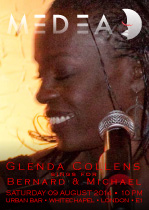 MEDEA Live! Glenda Collens Photos Videos