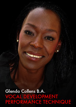 Glenda Collens Voice Coaching Vocal Development Performance Skills